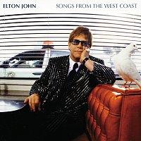 Přední strana obalu CD Songs From The West Coast