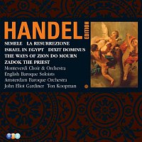 John Eliot Gardiner, Monteverdi Choir, Monteverdi Orchestra – Handel Edition Volume 5 - Semele, Israel in Egypt, Dixit Dominus, Zadok the Priest, La Resurrezione, The Ways of Zion do Mourn