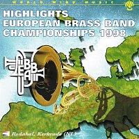 Various  Artists – Highlights European Brass Band Championships 1998 (Live)