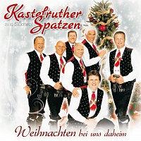 Přední strana obalu CD Weihnachten bei uns daheim