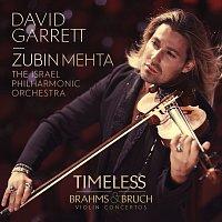 "David Garrett, Israel Philharmonic Orchestra, Zubin Mehta – ""Timeless"" Brahms & Bruch Violin Concertos"