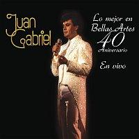 Juan Gabriel – Lo Mejor en Bellas Artes - 40 Aniversario