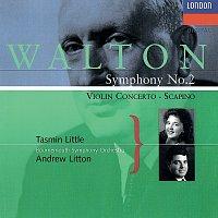 Andrew Litton, Tasmin Little, Bournemouth Symphony Orchestra – Walton: Violin Concerto; Symphony No. 2; Scapino