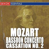 Různí interpreti – Mozart: Bassoon Concerto - Cassation No. 2 - Orchestral Works