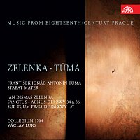 Collegium 1704 – Zelenka: Sanctus et Agnus Dei, ZWV 34 & 36, Tůma: Stabat Mater. Hudba Prahy 18. století