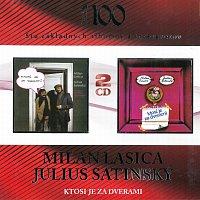 Milan Lasica & Július Satinský – Ktosi je za dverami 1 / Ktosi je za dverami 2