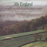 Různí interpreti – My England - A Collection of Timeless English Concertos