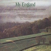 Různí interpreti – My England - A Collection of Timeless English Concertos