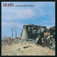 Přední strana obalu CD A Farewell To Kings