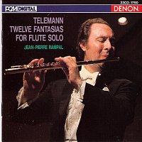 Jean-Pierre Rampal – Telemann: Twelve Fantasias for Flute Solo