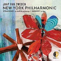 New York Philharmonic, Jaap van Zweden – Stravinsky Le Sacre du printemps; Debussy La Mer