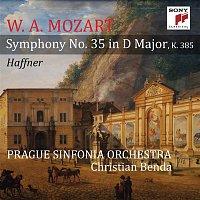 """Přední strana obalu CD Mozart: Symphony No. 35 in D Major, K. 385, """"Haffner"""""""