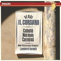 José Carreras, Jessye Norman, Montserrat Caballé, New Philharmonia Orchestra – Verdi: Il Corsaro