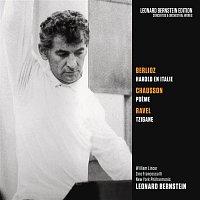 Leonard Bernstein – Berlioz: Harold en Italie, Op. 16 - Chausson: Poeme, Op. 25 - Ravel: Tzigane, M. 76