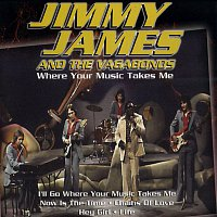 Jimmy James, The Vagabonds – Where Your Music Takes Me (JJ in the Seventies)