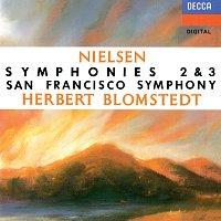 Herbert Blomstedt, San Francisco Symphony – Nielsen: Symphonies Nos. 2 & 3