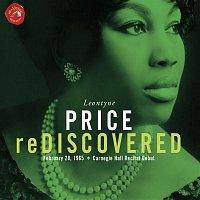 Leontyne Price, Johannes Brahms, David Garvey – Leontyne Price Rediscovered Carnegie Hall Recital
