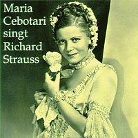Maria Cebotari – Maria Cebotari singt Richard Strauss