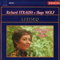 Přední strana obalu CD Strauss & Wolf: Lieder