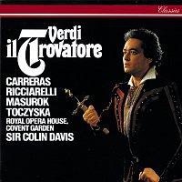 Sir Colin Davis, José Carreras, Katia Ricciarelli, Yuri Mazurok – Verdi: Il Trovatore