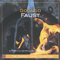 Dame Joan Sutherland, Franco Corelli, Nicolai Ghiaurov, London Symphony Orchestra – Gounod: Faust [3 CDs]