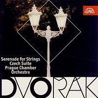 Pražský komorní orchestr – Dvořák: Serenáda E dur, Česká suita