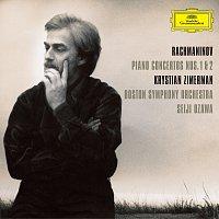 Přední strana obalu CD Rachmaninov: Piano Concertos Nos. 1 & 2