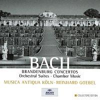 Musica Antiqua Koln, Reinhard Goebel – Bach: Brandenburg Concertos; Orchestral Suites; Chamber Music [8 CDs]