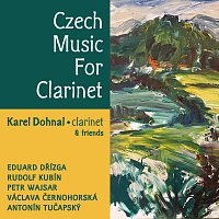Různí interpreti – Czech Music for Clarinet