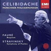 Sergiu Celibidache – Faure: Requiem; Stravinsky: Symphony of Psalms