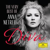 Přední strana obalu CD Diva - The Very Best of Anna Netrebko