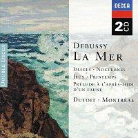 Female Chorus Of The Montreal Symphony O, Orchestre Symphonique de Montréal – Debussy: La Mer; Images; Nocturnes etc. [2 CDs]