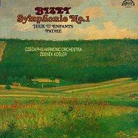 Česká filharmonie, Zdeněk Košler – Bizet: Symfonie č. 1 C dur Malá suita, Dětské hry, Vlast