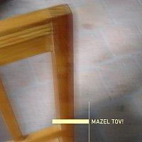 Přední strana obalu CD MAZEL TOV!