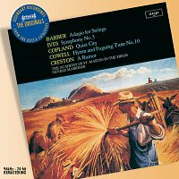 Academy of St. Martin in the Fields, Sir Neville Marriner – Barber/Ives/Copland: Orchestral Works