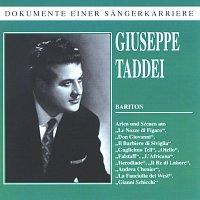 Giuseppe Taddei – Dokumente einer Sangerkarriere - Giuseppe Taddei