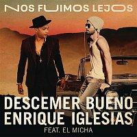 Přední strana obalu CD Nos Fuimos Lejos