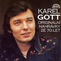Přední strana obalu CD Originální nahrávky ze 70. let