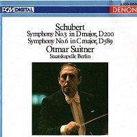 Franz Schubert, Staatskapelle Berlin, Otmar Suitner – Franz Schubert: Symphony No. 3 &  No. 6