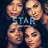 "Přední strana obalu CD Family Affair [From ""Star"" Season 3]"