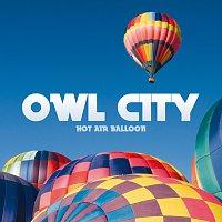 Přední strana obalu CD Hot Air Balloon