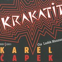 Luděk Munzar – Krakatit (MP3-CD)