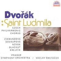 Symfonický orchestr hl.m. Prahy (FOK), Václav Smetáček – Dvořák: Svatá Ludmila. Oratorium na slova J. Vrchlického