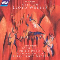 Přední strana obalu CD Lloyd Webber: Music of William Lloyd Webber