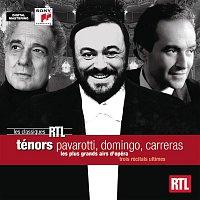 José Carreras, Vincenzo Bellini, Martin Katz – Ténors - Pavarotti, Domingo, Carreras