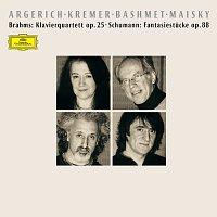 Martha Argerich, Gidon Kremer, Yuri Bashmet, Mischa Maisky – Brahms: Klavierquartett Op.25 – Schumann: Fantasiestucke Op.88