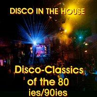 Přední strana obalu CD Disco In The House