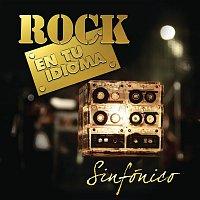 Přední strana obalu CD Rock en Tu Idioma Sinfónico