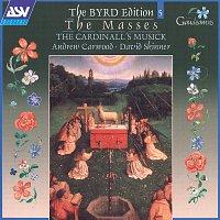Přední strana obalu CD Byrd: The Masses