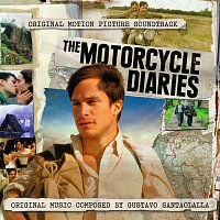 Přední strana obalu CD Motorcycle Diaries with additional Music